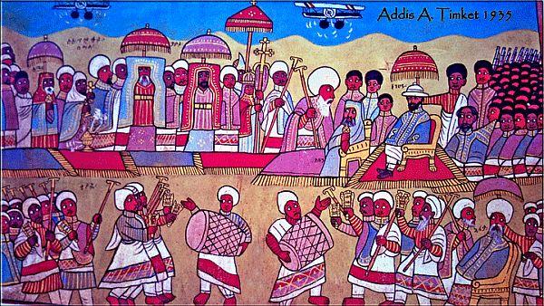 etiopia timkat 1935